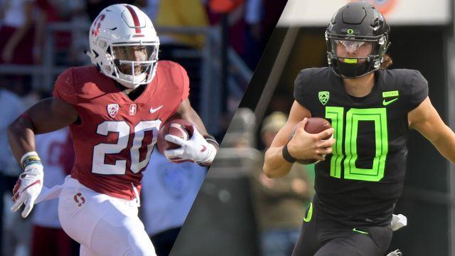 #7 Stanford vs. #20 Oregon (re-air)