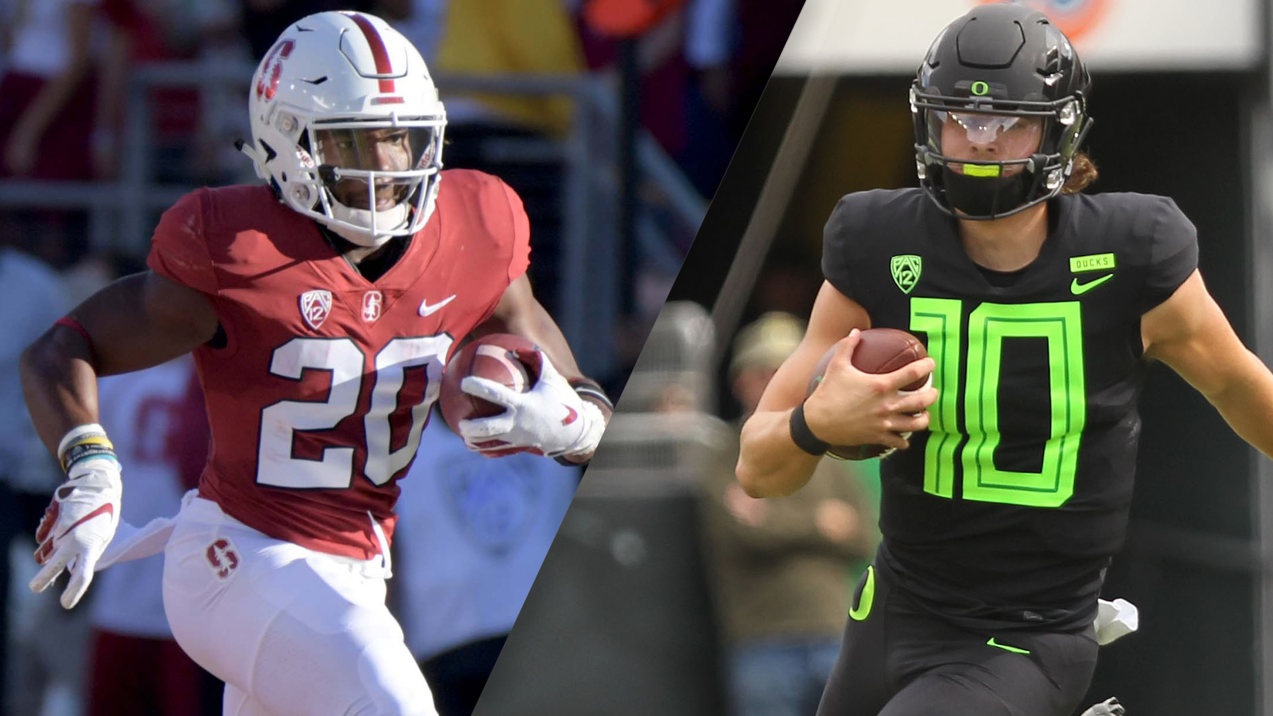 #7 Stanford vs. #20 Oregon (Football) (re-air)