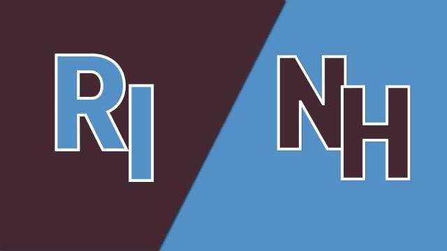 Barrington, RI vs. Goffstown, NH (New England Regional Final)