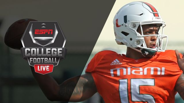 Wed, 8/21 - College Football Live Presented by Mercedes-Benz