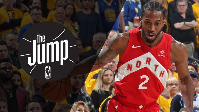 Wed, 6/12 - NBA: The Jump
