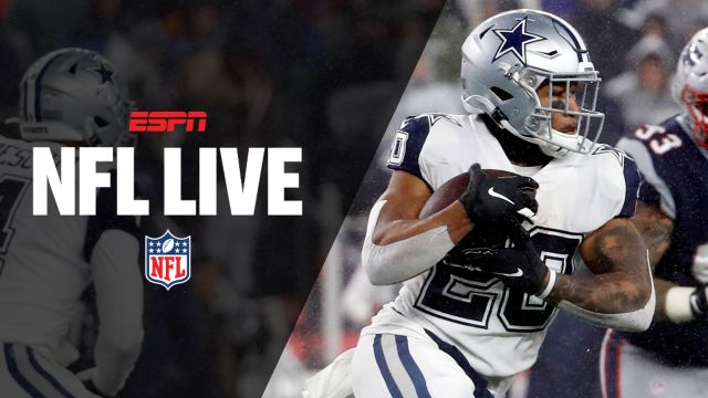 Thu, 12/5 - NFL Live Presented By KFC