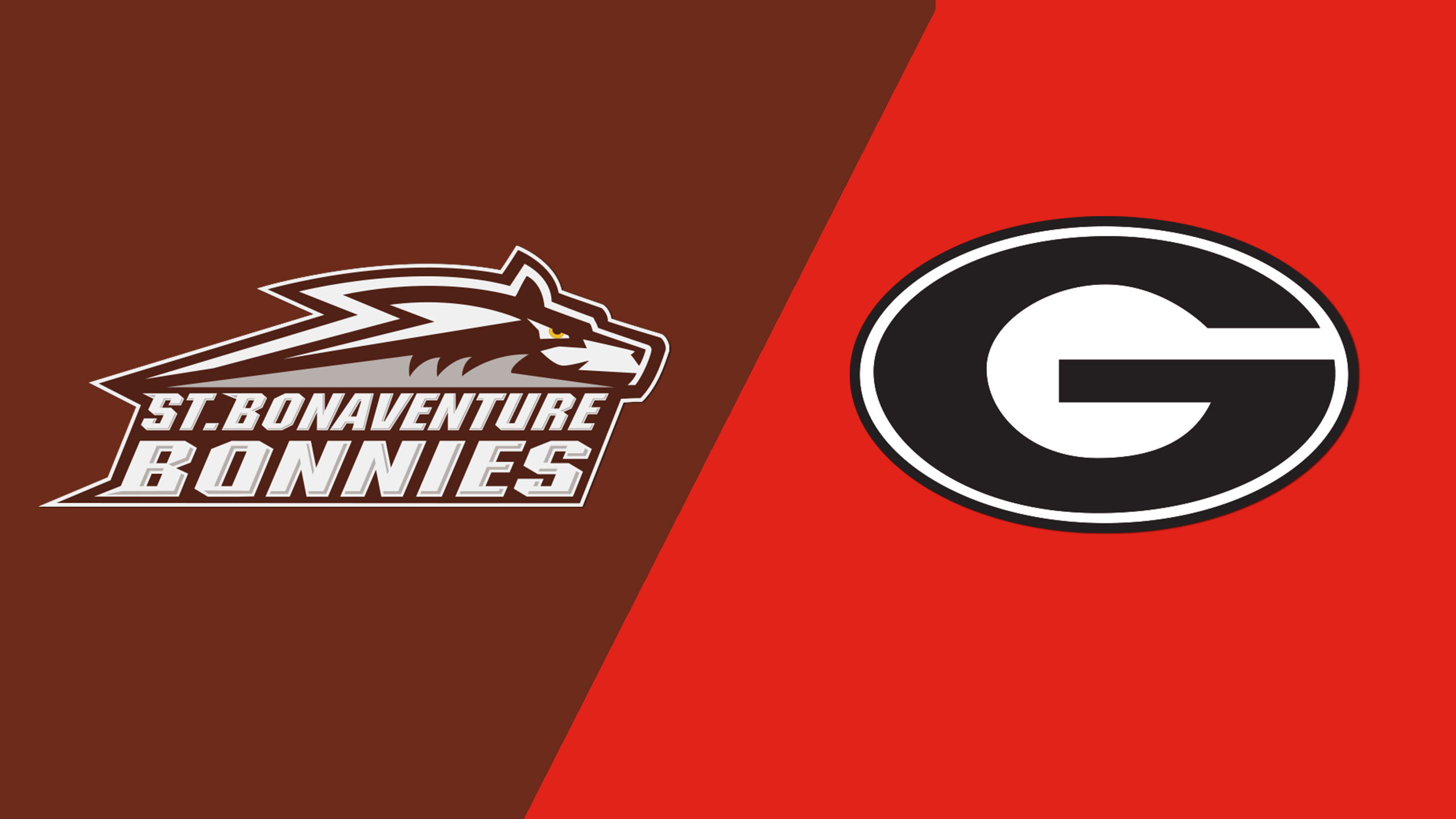 St. Bonaventure vs. #14 Georgia (W Basketball)