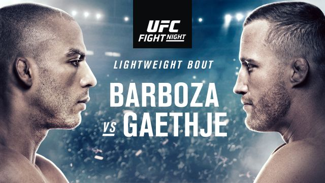 UFC on ESPN: Barboza vs. Gaethje