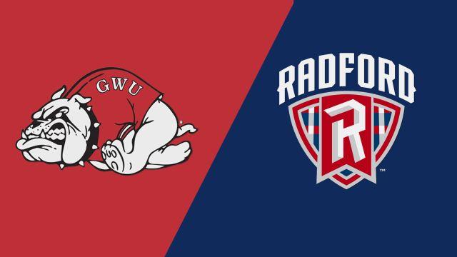 Gardner-Webb vs. Radford (M Basketball)
