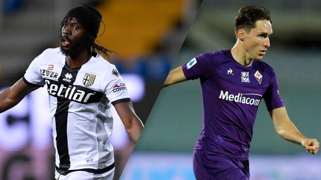 Parma vs. Fiorentina