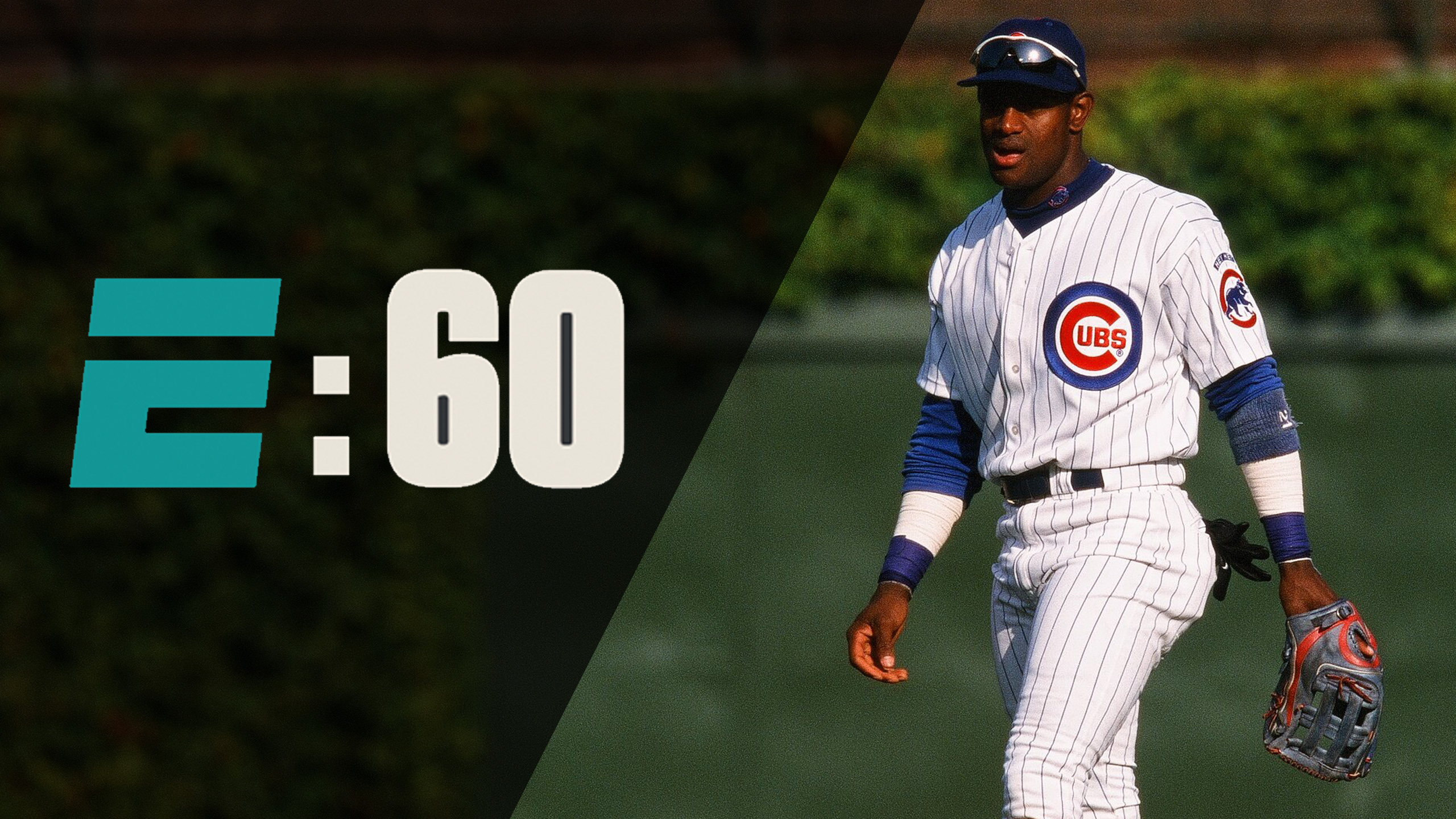 E:60 Sammy Sosa Presented by Liberty Mutual