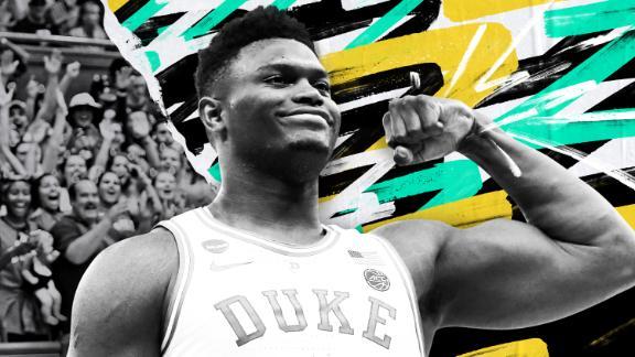 Zion Williamson - A jornada de uma das maiores promessas do basquete norte-americano que faz história desde o colégio
