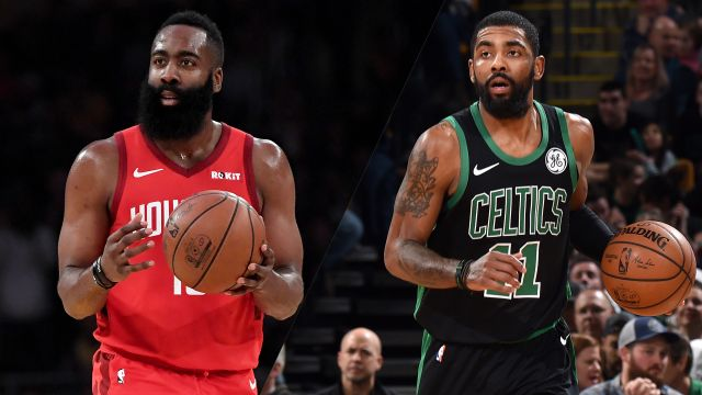Houston Rockets vs. Boston Celtics