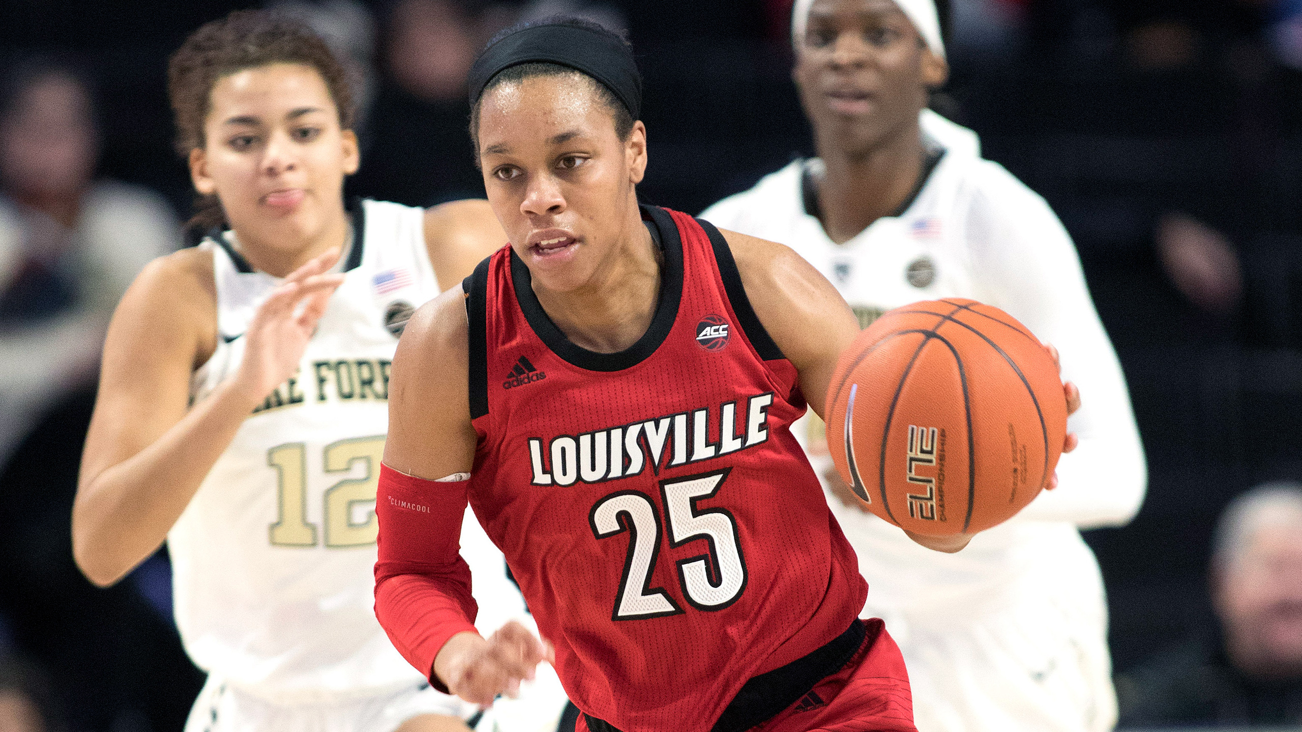 Boston College vs. #4 Louisville (W Basketball)