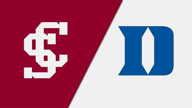#19 Santa Clara vs. #10 Duke (W Soccer)