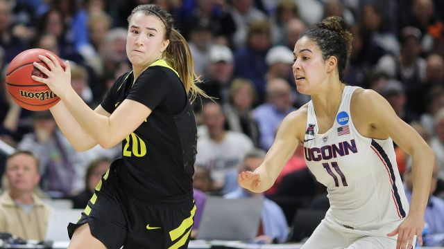 Oregon vs. UConn (Regional Final) (NCAA Women's Basketball Tournament)