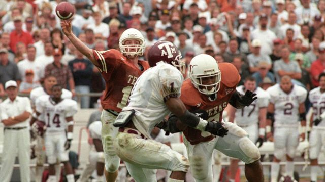 Texas A&M vs. Texas Longhorns (re-air)