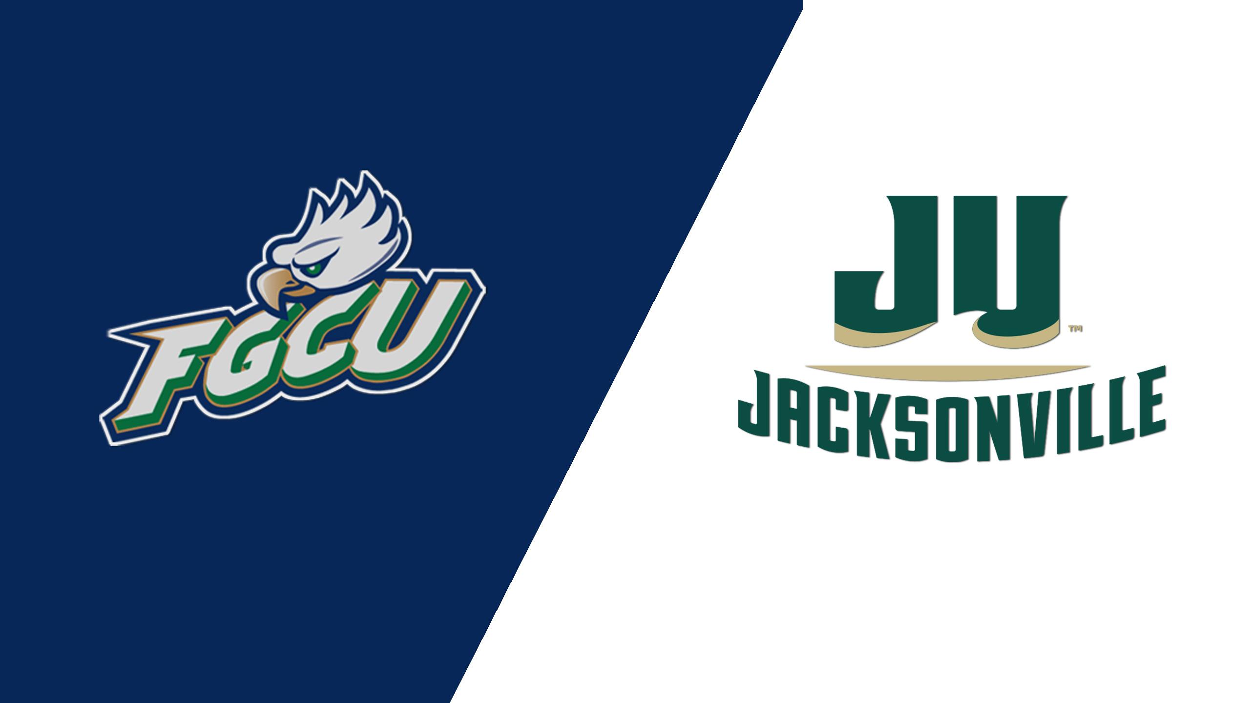 Florida Gulf Coast vs. Jacksonville (W Volleyball)