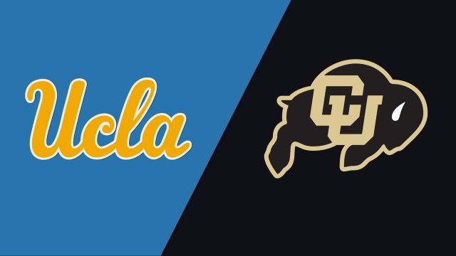 UCLA vs. Colorado (W Volleyball)