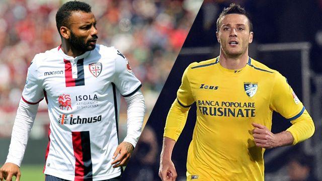 Cagliari vs. Frosinone
