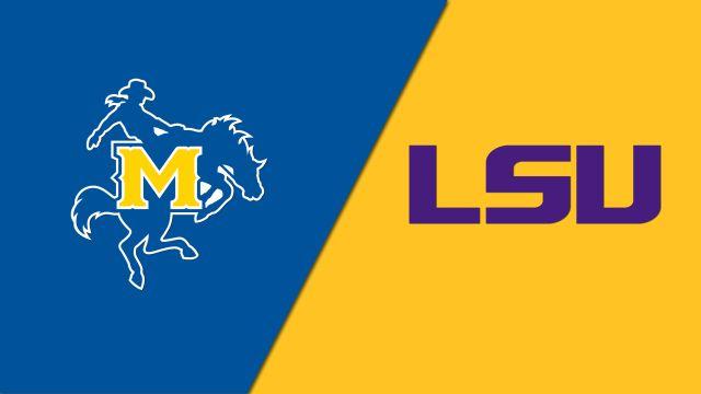 McNeese State vs. LSU (W Soccer)