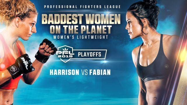 In Spanish - PFL Playoffs: Welterweight and Women's Lightweight