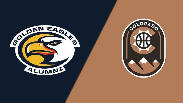 Golden Eagles vs. Team Colorado (TBT) (Regional Round)