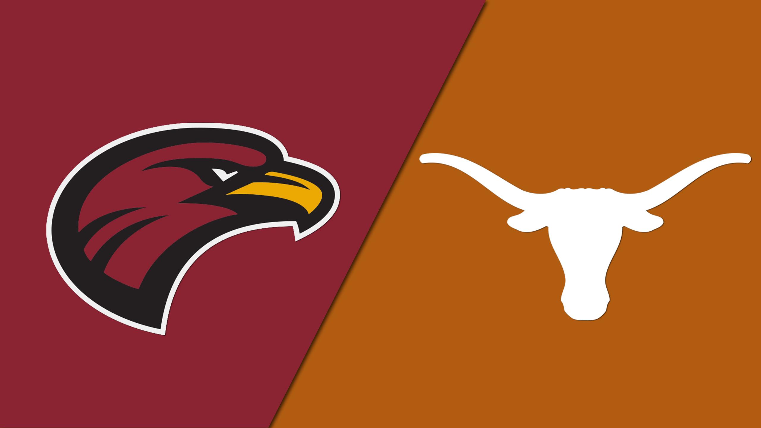 Louisiana-Monroe vs. Texas (M Basketball) (re-air)