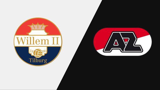 Willem II vs. AZ Alkmaar