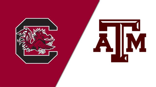 South Carolina vs. Texas A&M (M Basketball)