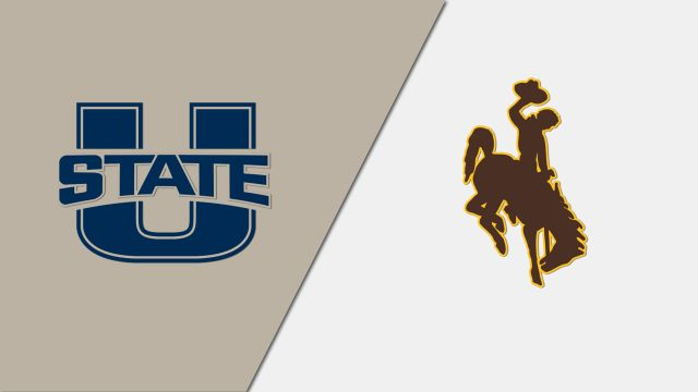 Tue, 1/28 - Utah State vs. Wyoming (M Basketball)