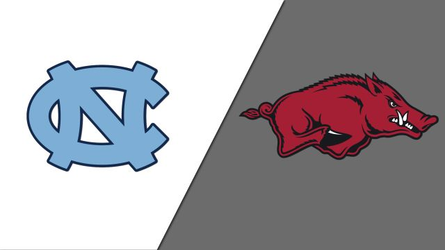 #1 North Carolina vs. Arkansas (W Soccer)