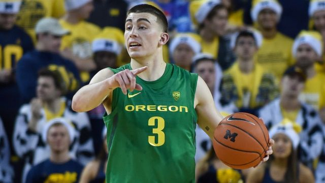 USC vs. #12 Oregon (M Basketball)