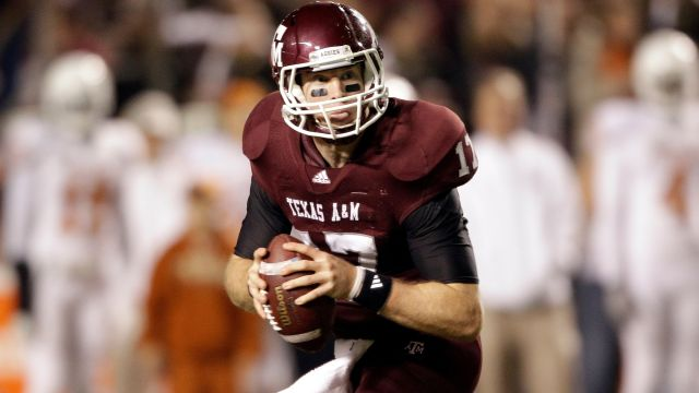 Texas A&M Aggies vs. Texas Longhorns (ESPN Classic Football)