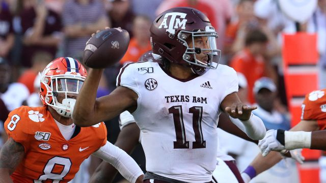 Lamar vs. #16 Texas A&M (Football)