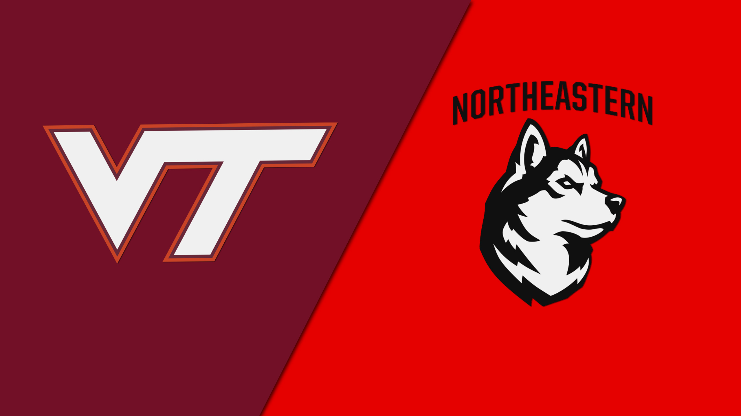 #16 Virginia Tech vs. Northeastern (Semifinal #1) (Charleston Classic)