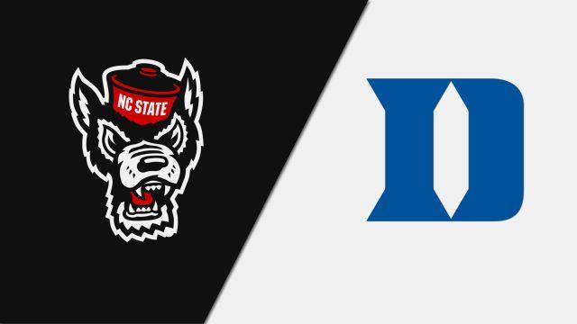 NC State vs. #8 Duke (W Soccer)