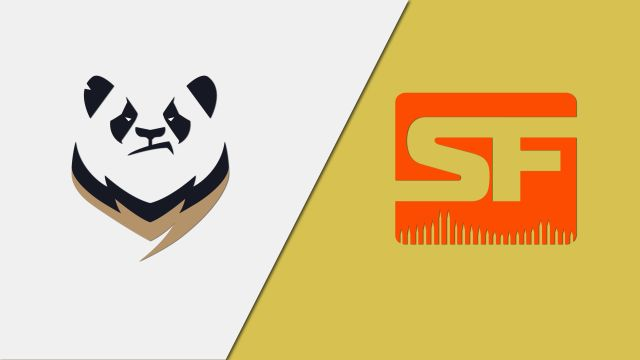 Chengdu Hunters vs. San Francisco Shock (Esports)