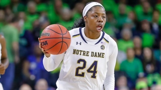 #16 Bethune-Cookman vs. #1 Notre Dame (First Round) (NCAA Women's Basketball Championship)