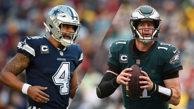 Dallas Cowboys vs. Philadelphia Eagles