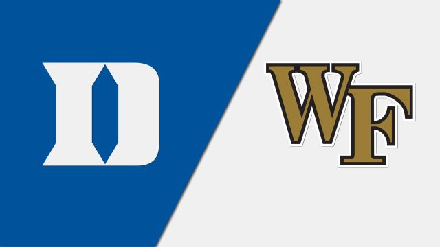 Duke Blue Devils vs. Wake Forest Demon Deacons