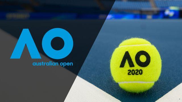 Tue, 1/28 - Australian Open Highlight Show