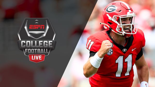 Thu, 9/19 - College Football Live Presented by Dr Pepper