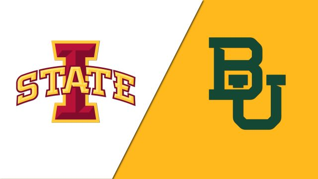 Iowa State vs. Baylor (Football)