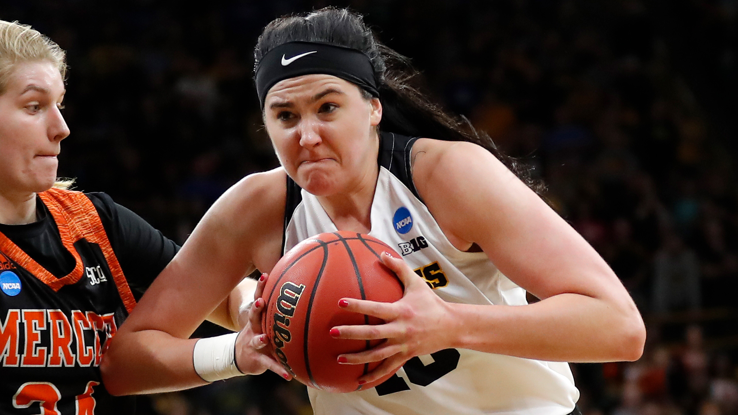 #7 Missouri vs. #2 Iowa (Second Round) (NCAA Women's Basketball Championship)