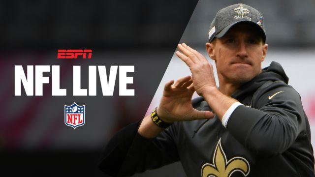 Wed, 10/23 - NFL Live
