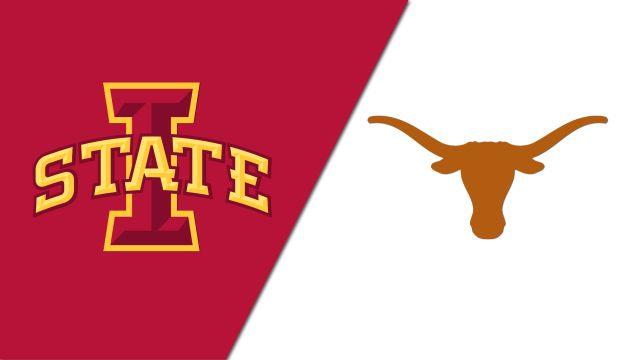 Iowa State vs. #11 Texas (Softball)