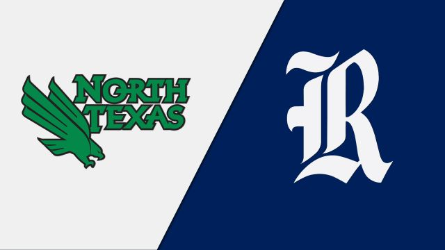 North Texas vs. Rice (W Basketball)
