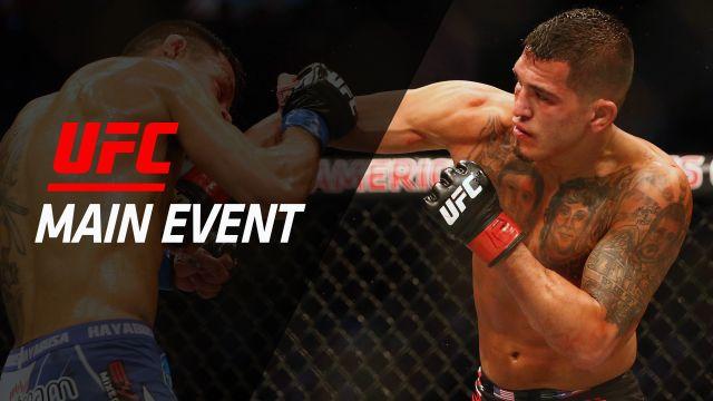 UFC Main Event: Pettis vs. Dos Anjos