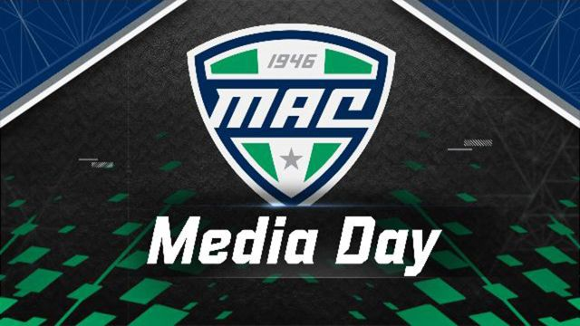 MAC Football Media Day