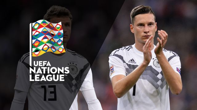 Tue, 10/16 - UEFA Nations League: Match Night Highlights