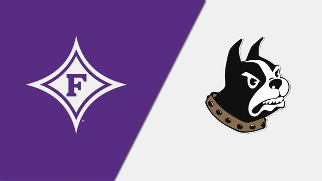 Furman vs. Wofford (M Basketball)