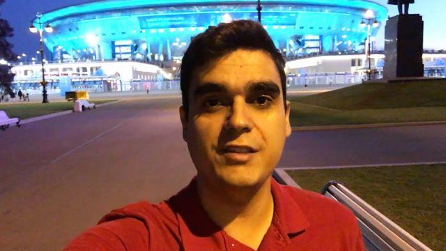 O Mundial que eu vi - Igor Resende