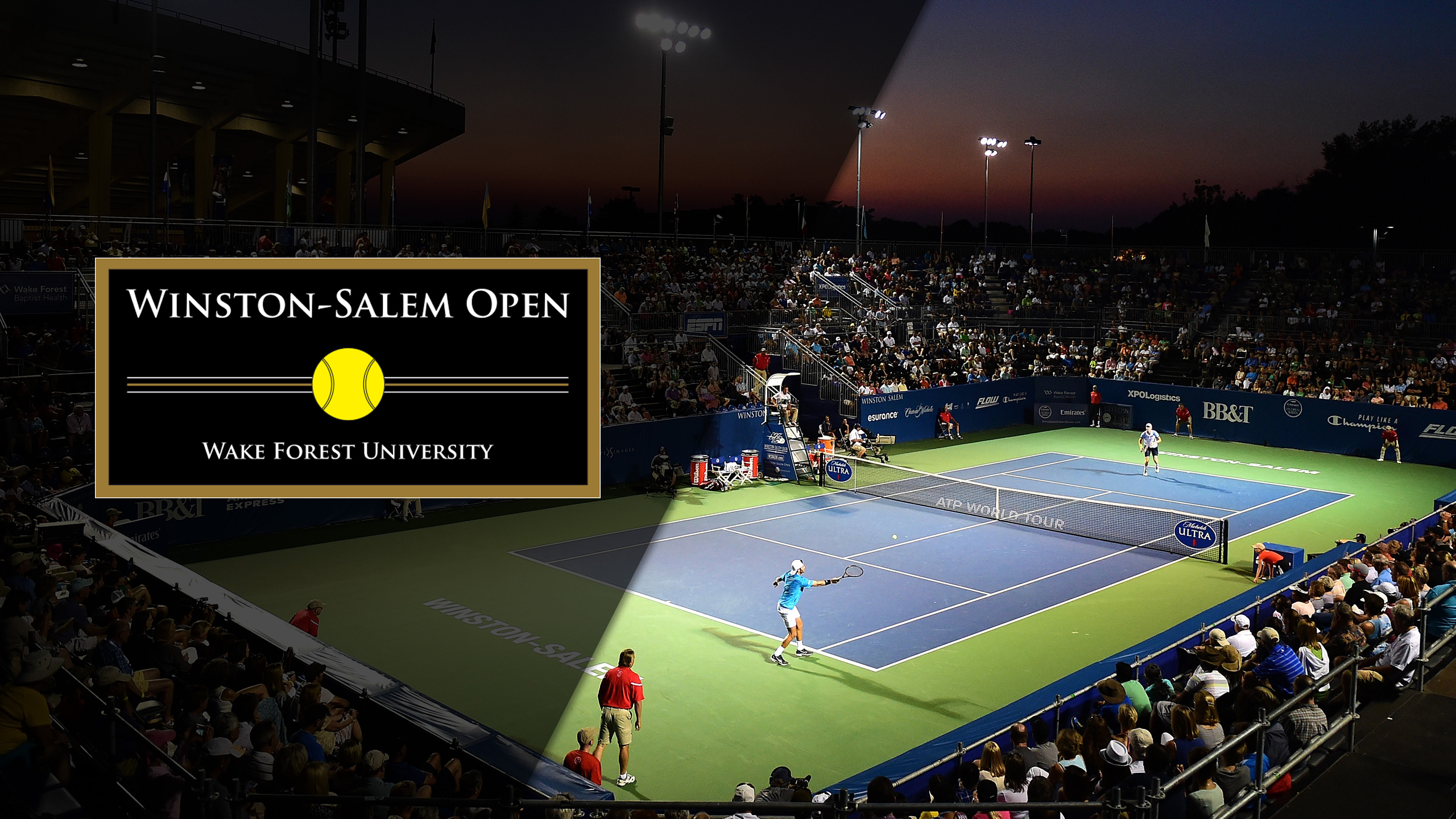 2018 US Open Series - Winston-Salem Open (First Round)